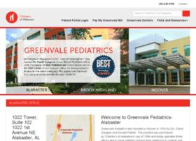 greenvale.childrensal.org