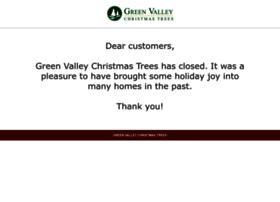 greenvalleychristmastrees.com