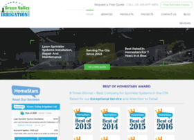 greenvalleyirrigation.com