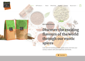 greenvalleyspices.com