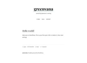 greenvana.eu