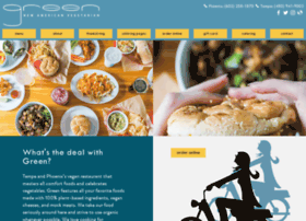 greenvegetarian.com