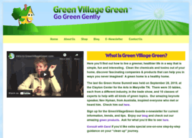 greenvillagegreen.com