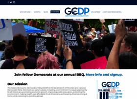 greenvilledemocrats.com