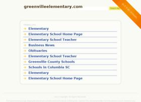 greenvilleelementary.com