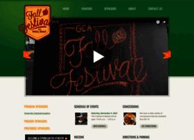 greenvillefallfestival.com