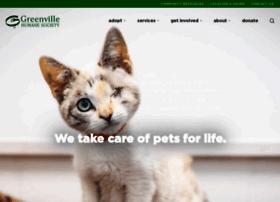 greenvillehumane.com