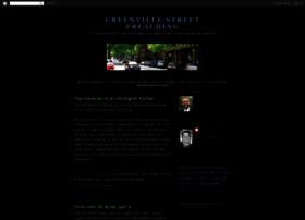 greenvillestreetpreaching.blogspot.com