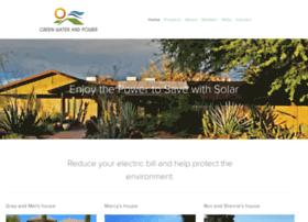 greenwaterandpower.com