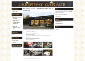 greenwaygarage.com