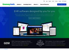 greenwayhealth.com