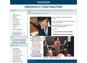 greenwich.toastmastersclubs.org