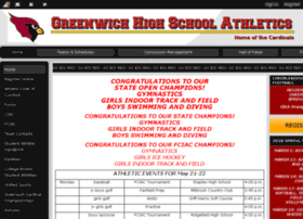 greenwichcardinalsathletics.assn.la