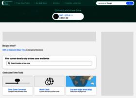 greenwichmeantime.com
