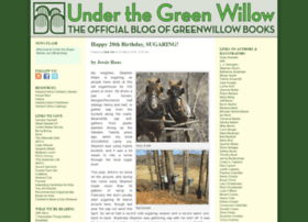 greenwillowblog.com