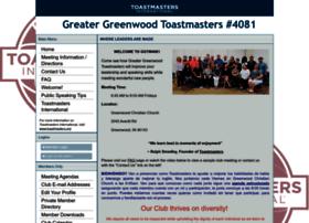 greenwood.toastmastersclubs.org