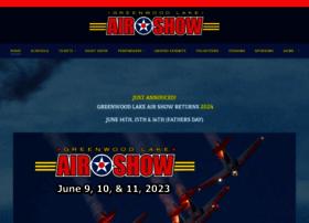 greenwoodlakeairshow.com