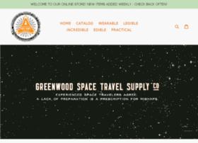 greenwoodspacetravelsupply.com