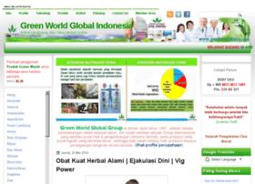 greenworldindo.com