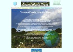 greenworldtrust.org.uk