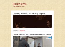 greg.quirkyfeeds.com