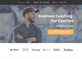gregfaxon.com