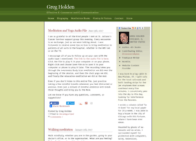 gregholden.com