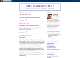 gregmankiw.blogspot.com