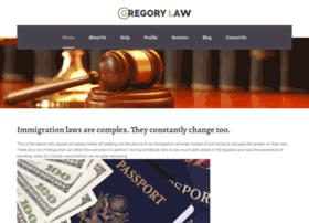 gregory-law.com