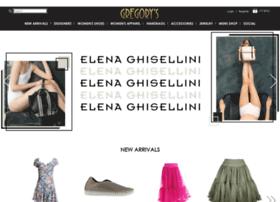 gregorysshoes.com