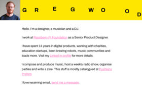 gregorywood.co.uk