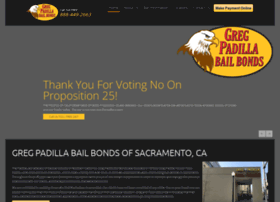 gregpadillabailbonds.com