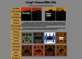 gregpanzerblitz.com