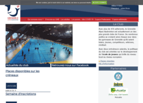 grenoble-badminton.org