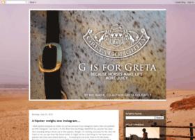 gretathehorse.blogspot.com