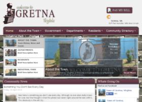 gretna.mcdarmontwebdesign.com