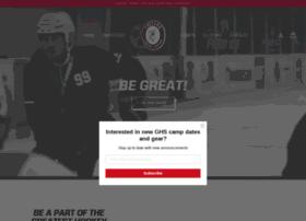 gretzkyhockeyschool.com