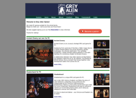 greyaliengames.com