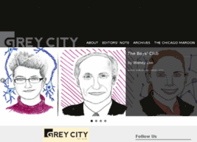 greycity.chicagomaroon.com