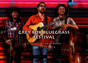 greyfoxbluegrass.com