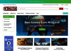 greyfoxgames.com