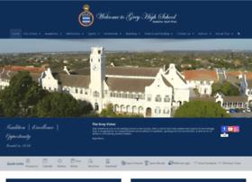 greyhighschool.com