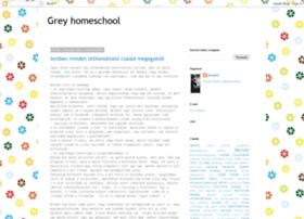 greyhomechool.blogspot.com