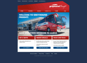 greyhoundfreight.com.au