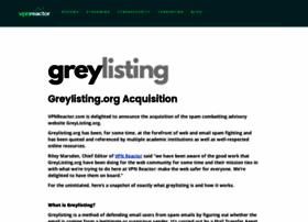 greylisting.org