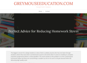 greymouseeducation.com