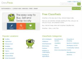 greypeas.com