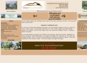 greytonaccommodation.co.za