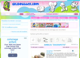 gribouiller.com