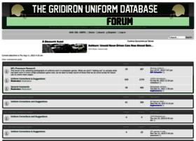 Gridironuniforms.forumotion.com